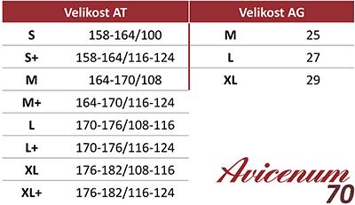 fec474dd356 Avicenum 70 - kompresní punčochy na křečové žíly